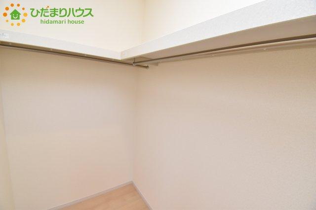 【収納】伊奈町栄 第1 新築一戸建て リーブルガーデン 03