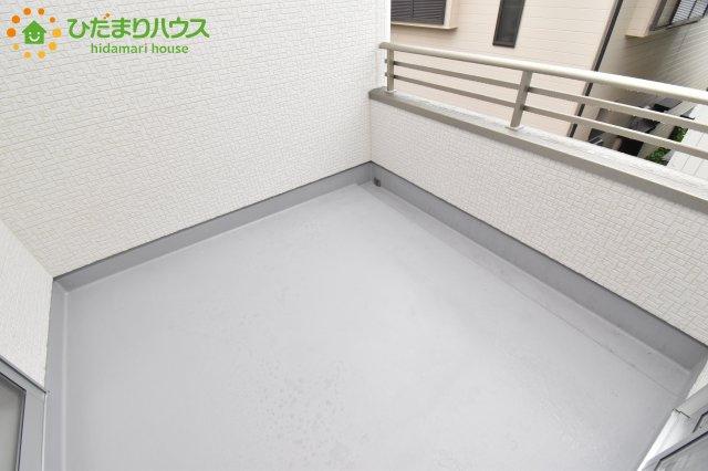【バルコニー】伊奈町栄 第1 新築一戸建て リーブルガーデン 03