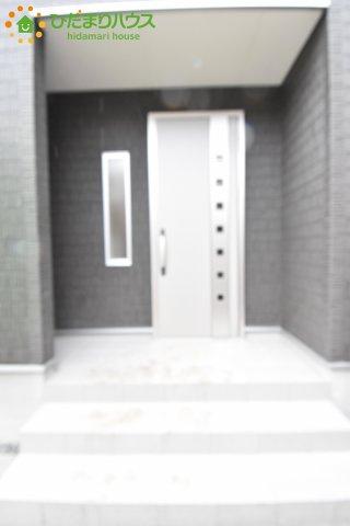 【玄関】伊奈町栄 第1 新築一戸建て リーブルガーデン 03