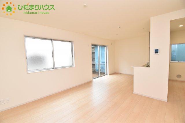 【居間・リビング】伊奈町栄 第1 新築一戸建て リーブルガーデン 03