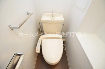 【トイレ】パードレ関目
