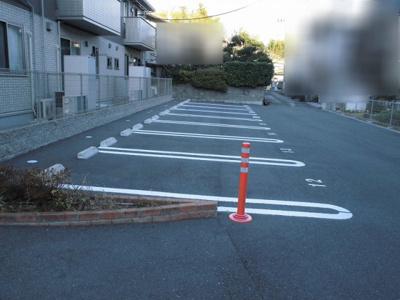 【駐車場】アミティエ
