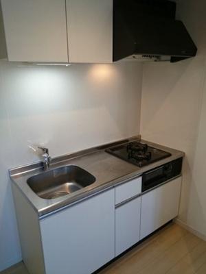 【キッチン】AREA385