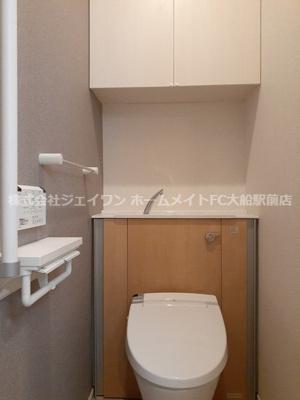 【トイレ】セカンドエレメントA