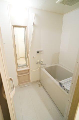 【浴室】キャッスル戸田公園