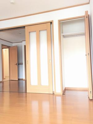 【寝室】ブライトスターホーム