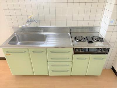 【キッチン】グローリーハイツ東成