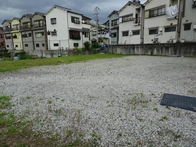 【外観】売土地 四條畷市南野2丁目(更地・建築条件無し)