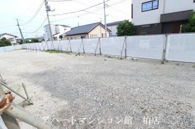 【庭】(仮)柏市花野井PJ F棟