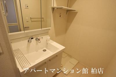【洗面所】セントラルアヴェニュー A