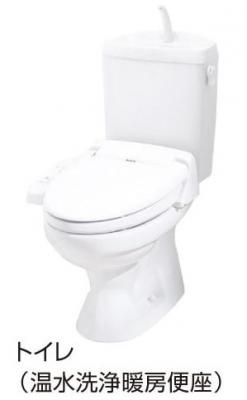 【トイレ】ファインアヴェニューサイドB