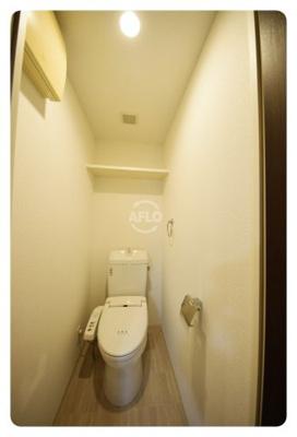 エグゼ難波東 トイレ