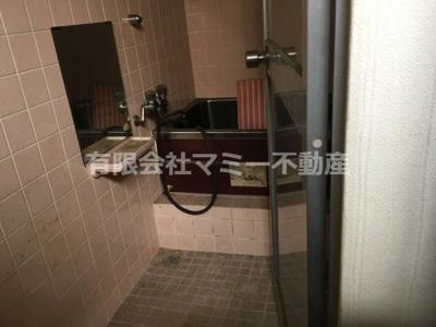 【浴室】大矢知町店舗2号棟O