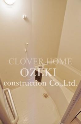 【浴室】グランステージ東大沢