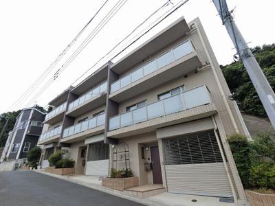 【外観】上菅田町テラスハウス
