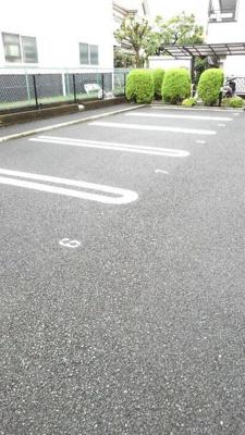 【駐車場】ヴィクトリアパーク