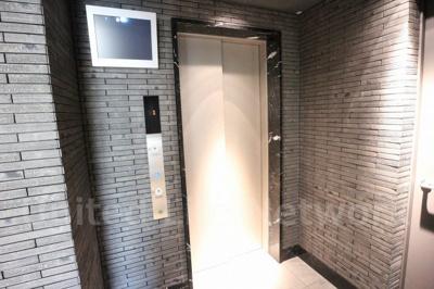 エレベーター付き