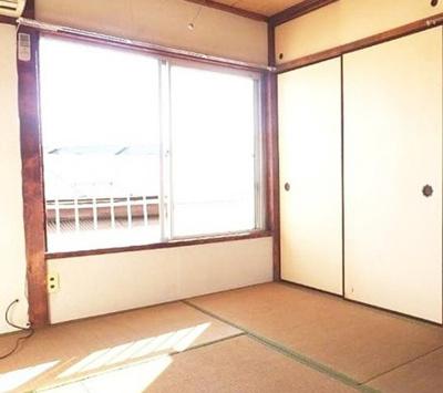 【寝室】フォーライフ98給田