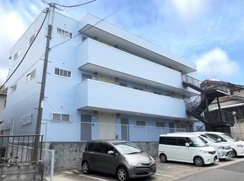 【外観】西都賀レジデンス