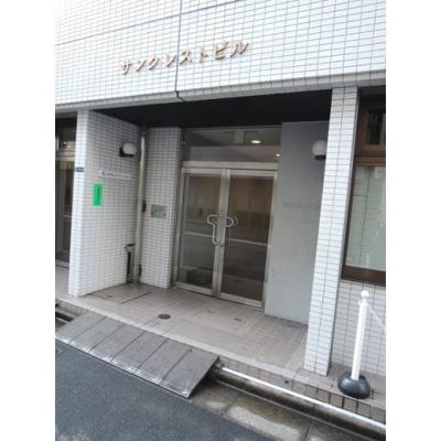 【エントランス】サンクレストビル