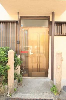 【玄関】山本町北2丁目戸建 テラスハウス
