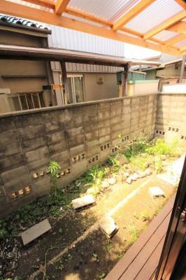 【庭】山本町北2丁目戸建 テラスハウス