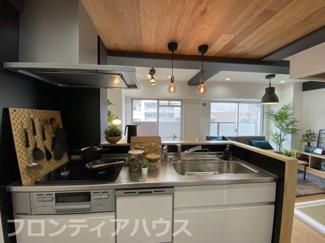 【キッチン】ミオス西灘