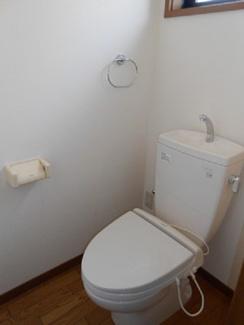 【トイレ】グリーン西浦B