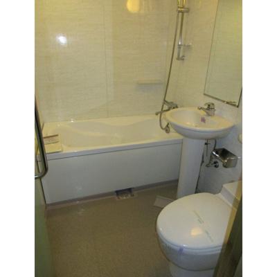 【浴室】メゾン・ド・ヴィレ麻布台