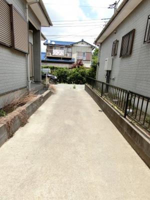 【駐車場】三橋貸家