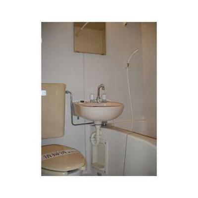 【浴室】ピースフルウエスト