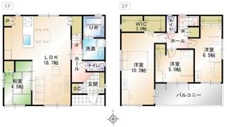 中区蜆塚二丁目 新築物件 HP