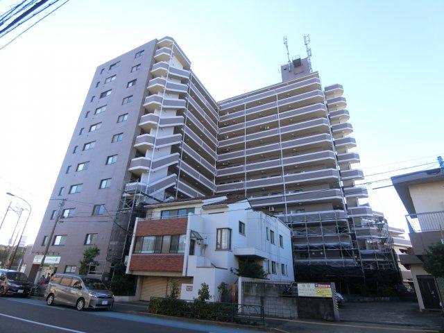 【外観】コスモ堀切菖蒲園駅前