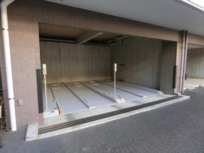 【駐車場】コスモ堀切菖蒲園駅前