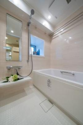 【浴室】グランベルセントラルステージ