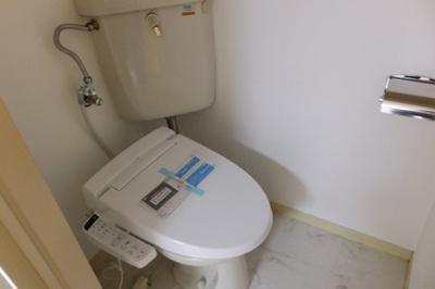 【トイレ】サンハイム中野
