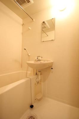 【浴室】メインステージ日本橋馬喰町