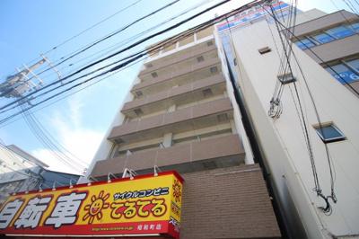 ウォブレマーニー昭和町 鉄筋コンクリート造 8階建