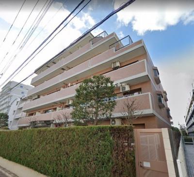 【外観】東和シティホームズ西葛西 角 部屋 77.31㎡ リ ノベーション済