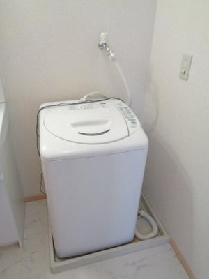 室内洗濯機置場 ※写真はイメージです