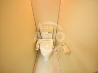 本町アーバンライフ トイレ2か所あります