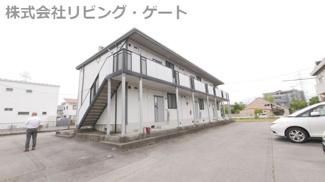 甲府市大里町+2LDKのお部屋に5万円だいで住めちゃいます!