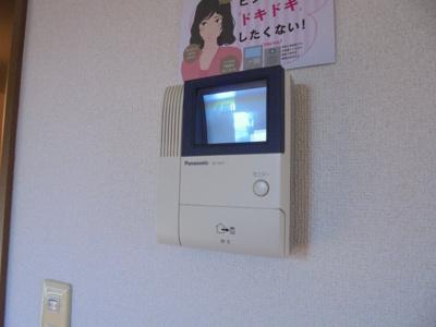 TV付インターホン ※反転タイプ