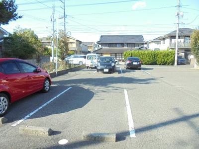 【駐車場】グレイス・クレセント C棟