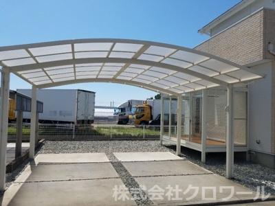 【駐車場】堺市西区太平寺 戸建