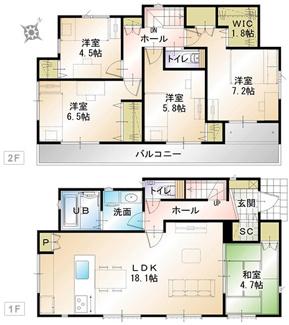 中区富塚町Ⅱ期 新築物件 HP