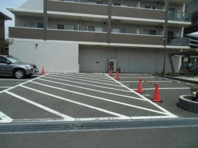 【駐車場】おおたかの森グラナリー