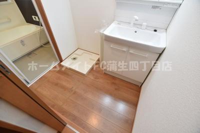【独立洗面台】アリエッタ鶴見緑地Ⅱ