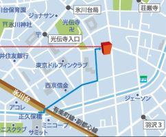 【地図】ステージグランデ練馬氷川台
