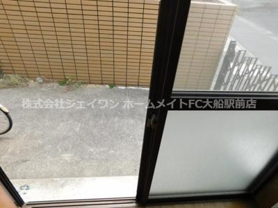 【庭】ジャパンビル鎌倉